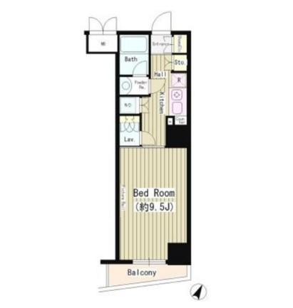 N35 EAST1101号室