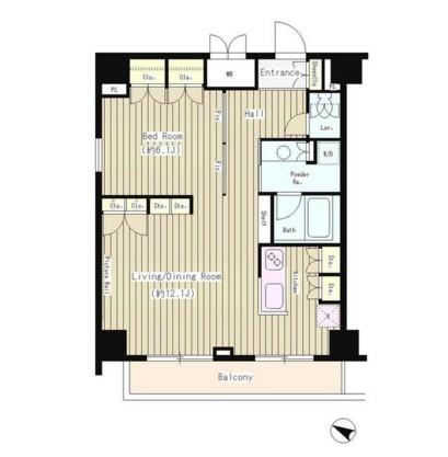N35 EAST1203号室