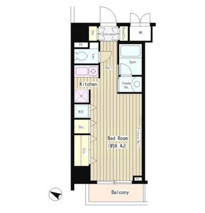 N35 EAST503号室