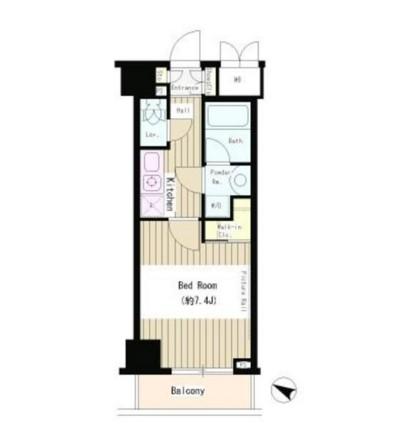 N35 EAST607号室
