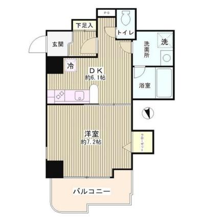プラザ小島屋抜弁天ビル202号室
