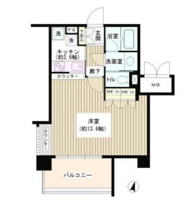 アゼリアテラス新宿213号室