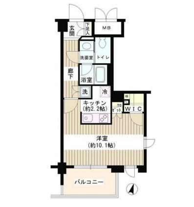 アゼリアテラス新宿313号室