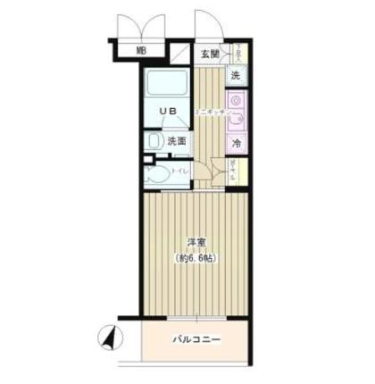 TSハイム新宿210号室