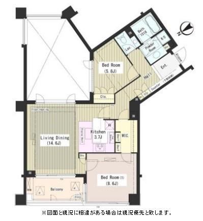 外苑レジデンス305号室