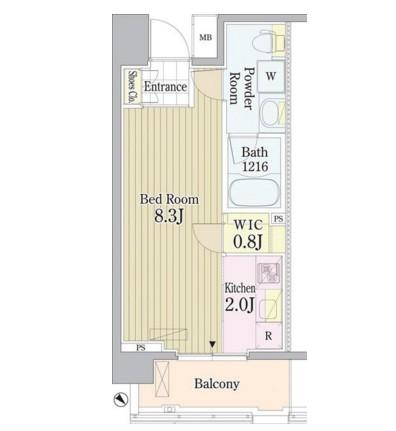 ACOLT新宿落合401号室