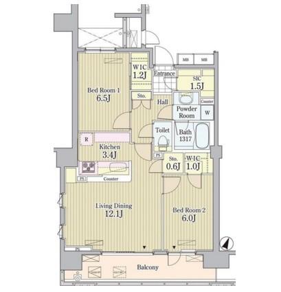 ACOLT新宿落合421号室