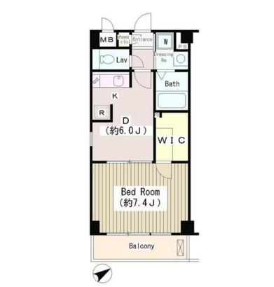 ラ ソラ-ナ101号室
