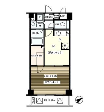 ラ ソラ-ナ302号室