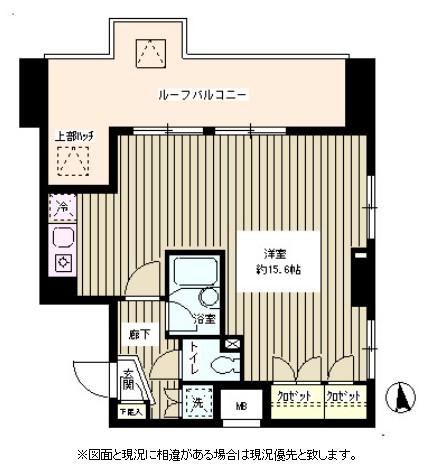 グレース早稲田1001号室