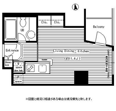 レガーロ西早稲田302号室