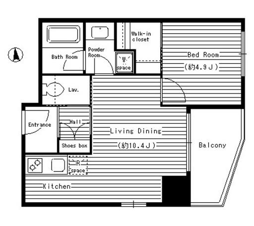 レガーロ西早稲田701号室