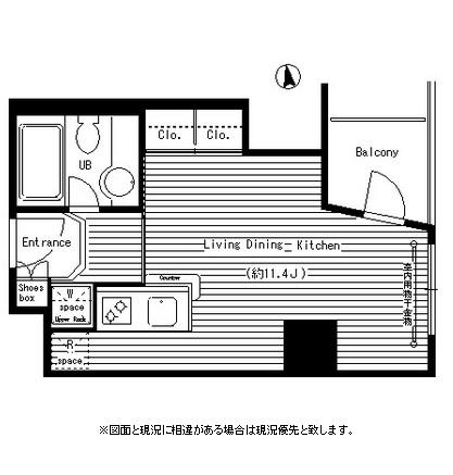 レガーロ西早稲田702号室
