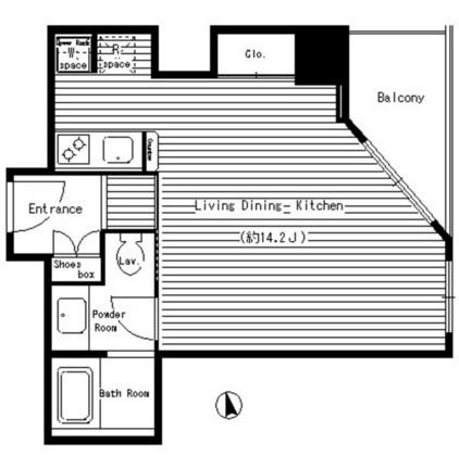 レガーロ西早稲田904号室