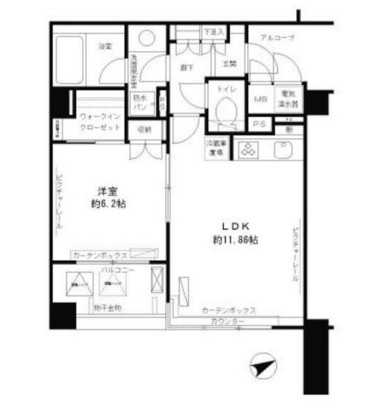 エル・セレーノ西早稲田311号室