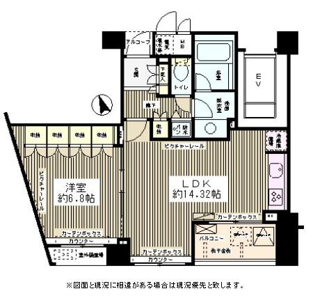エル・セレーノ西早稲田409号室