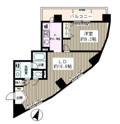 エスタシオン西新宿301号室