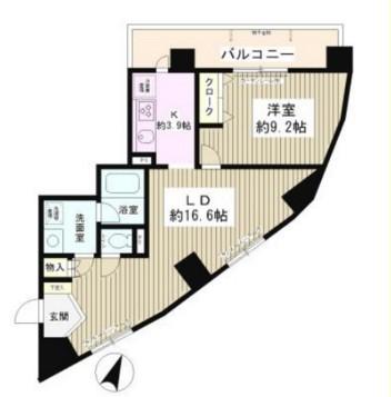 エスタシオン西新宿701号室