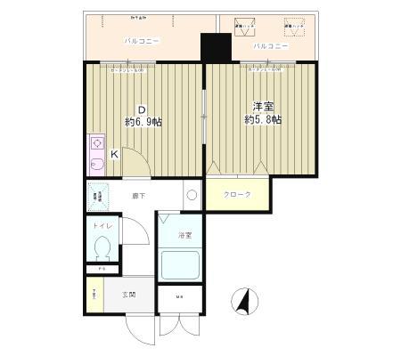 エスタシオン西新宿802号室