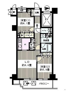 クリオ東新宿壱番館1003号室
