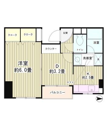 四ツ谷HOUSE305号室