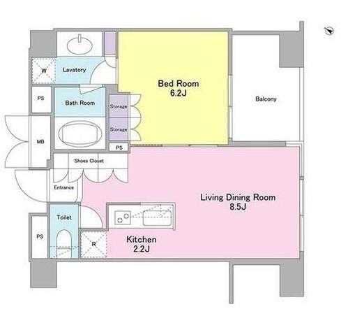 ランテンヌ四谷404号室