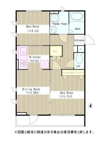 馬場ハウス201号室