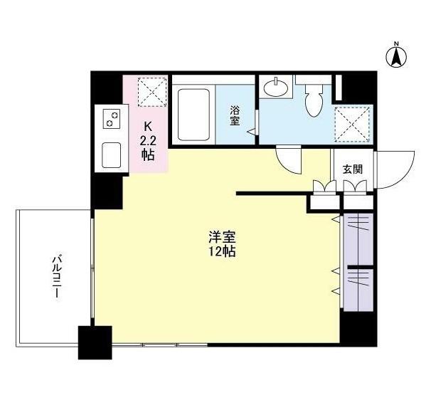 ステラメゾン恵比寿303号室