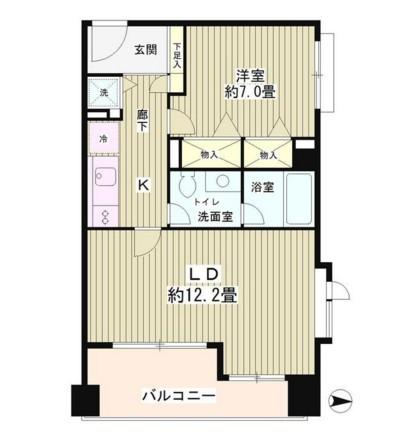 ATホームズ六本木301号室