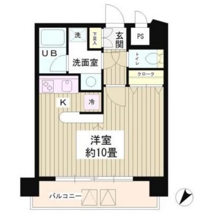 SUN恵比寿203号室