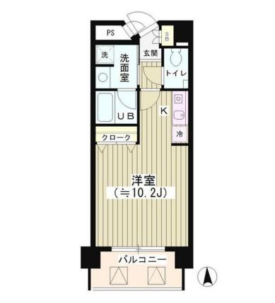 SUN恵比寿206号室
