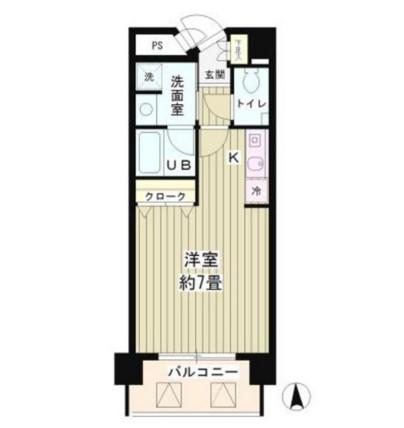 SUN恵比寿306号室