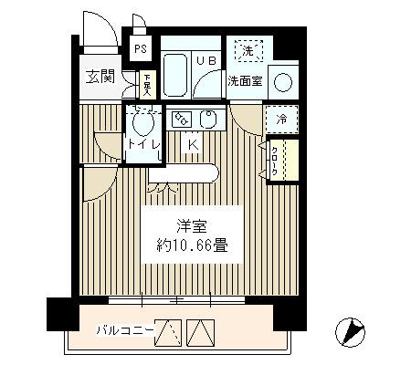 SUN恵比寿402号室