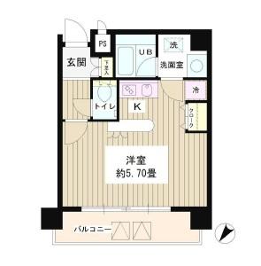 SUN恵比寿502号室