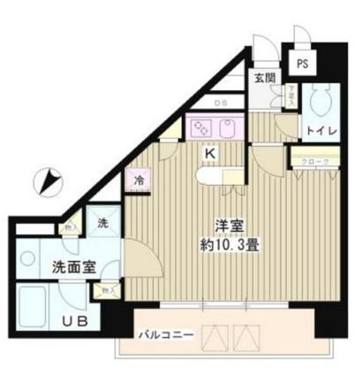 SUN恵比寿701号室