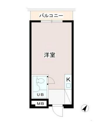 パーク・ノヴァ渋谷408号室