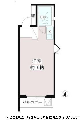パーク・ノヴァ渋谷501号室