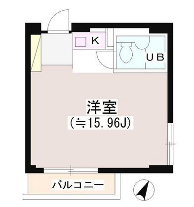 パーク・ノヴァ渋谷502号室