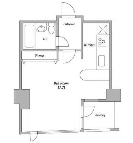 プライムスクェアシティ613号室
