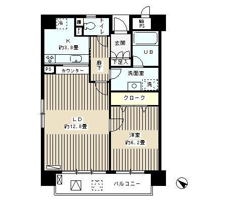 アステリオン松濤1005号室