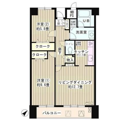 アステリオン松濤902号室