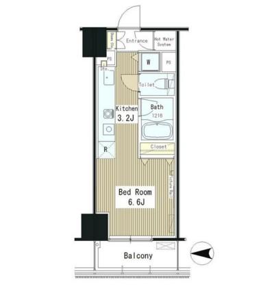 グランドゥール代々木大山303号室