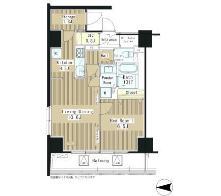 グランドゥール代々木大山704号室