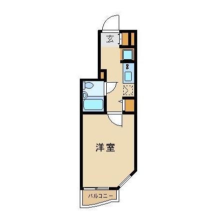 プレール・ドゥーク笹塚1202号室