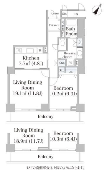 ベイコート芝浦133号室