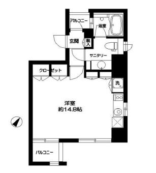 CATS原宿404号室