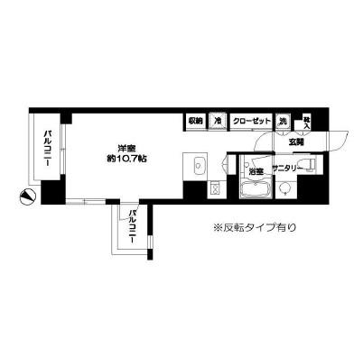CATS原宿902号室