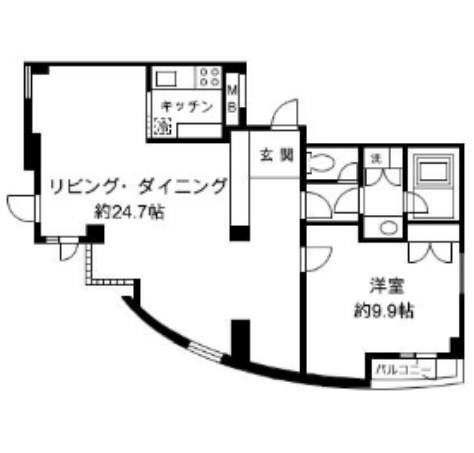 H&M南青山w301号室