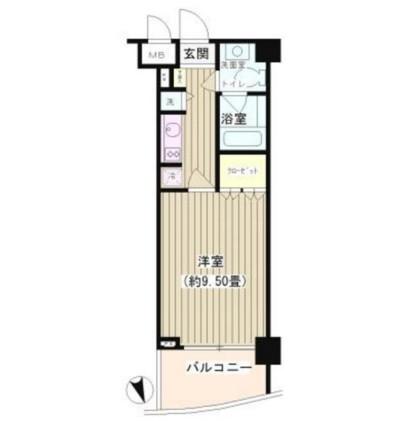 NONA PLACE渋谷富ヶ谷104号室