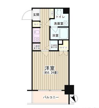 NONA PLACE渋谷富ヶ谷303号室